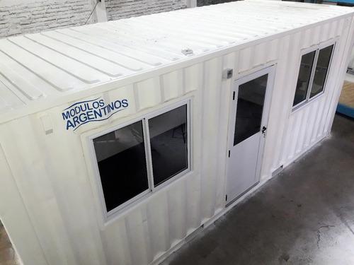 obradores - modulos habitacionales - oficinas moviles