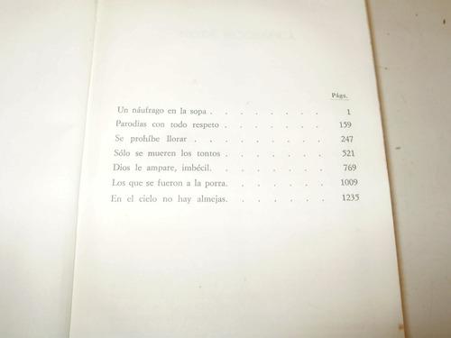 obras alvaro de laiglesia plaza & janes esp 1970