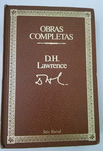 obras completas d. h. lawrence