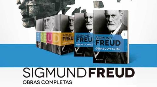 obras completas de freud - 26 tomos - nuevos - ed. siglo xxi