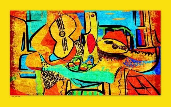 Obras De Arte De Pablo Picasso Artefoto 60 000 En