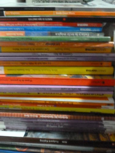 obras de diferentes autores (30 unidades )