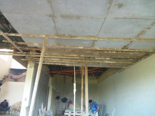 obras en cocuiza,yeso, drywall, molduras martillos