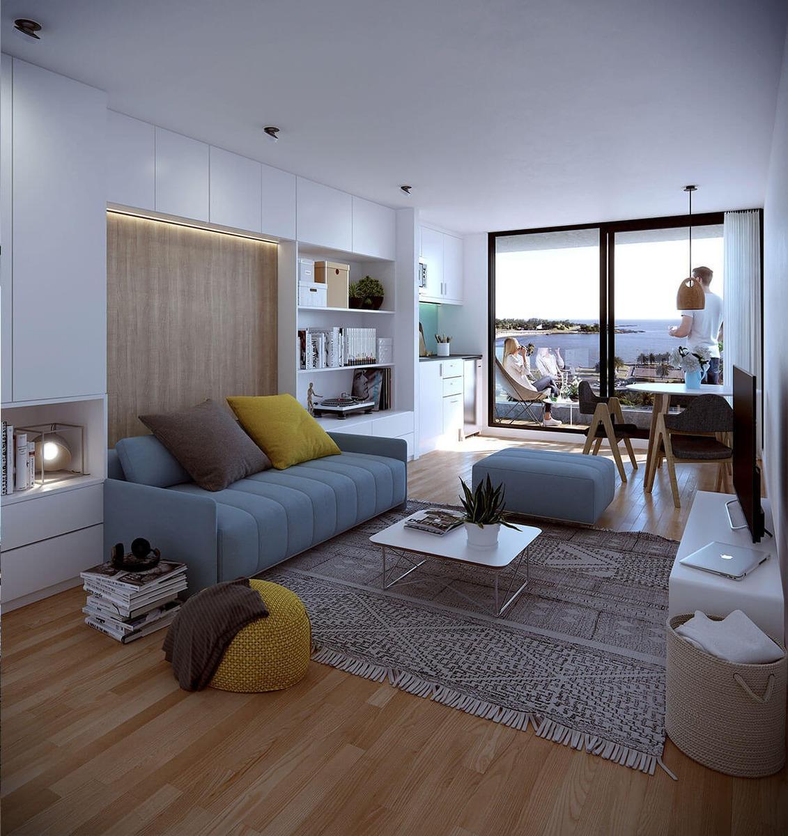 obras en construcción venta 2 dormitorios parque rodo