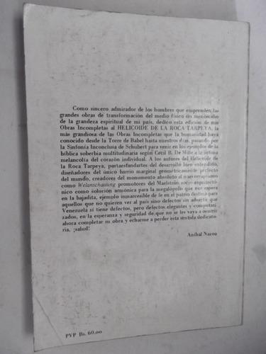 obras incompletas anibal nazoa ilustraciones de zapata