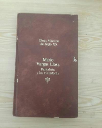 obras maestras del siglo xx. pantaleon y las visitadoras.