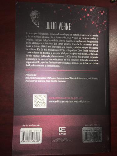 obras maestras julio verne - envío gratis