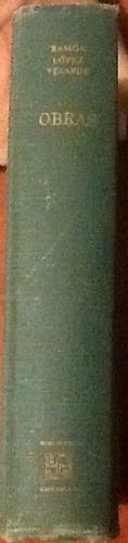 obras ramón lópez velarde 1a. edición pasta dura