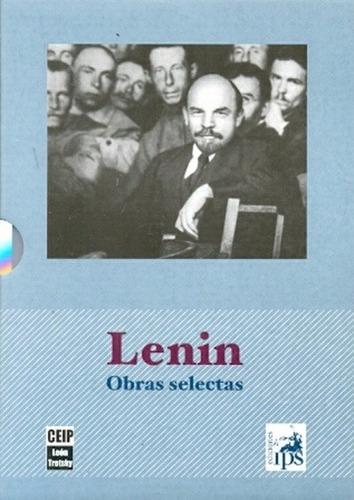 obras selectas lenin 2 tomos ediciones ips