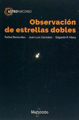 observación de estrellas dobles(libro )