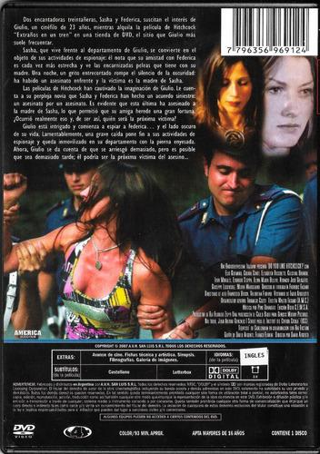 obsesion de sangre dario argento dvd nuevo sellado