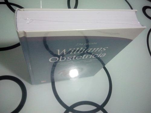 obstetricia williams libro nuevo importado mcgrawhill