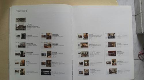 oca arquitetura no brasil interiores volume 6  exemplar raro