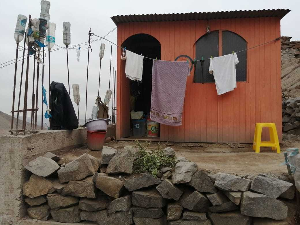 ocación se vende terreno cerca  al mall de puruchuco