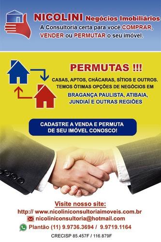 ocasião  terreno c/360 m² condomínio villa real de bragança