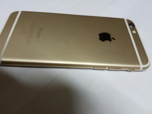 ocasion !!! iphone 6 de 16gb dorado gold 4g lte libre apple