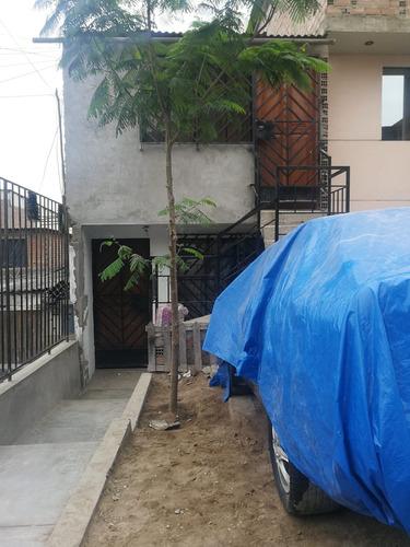 ocasión se vende casa de 2 pisos en villa maría del triunfo