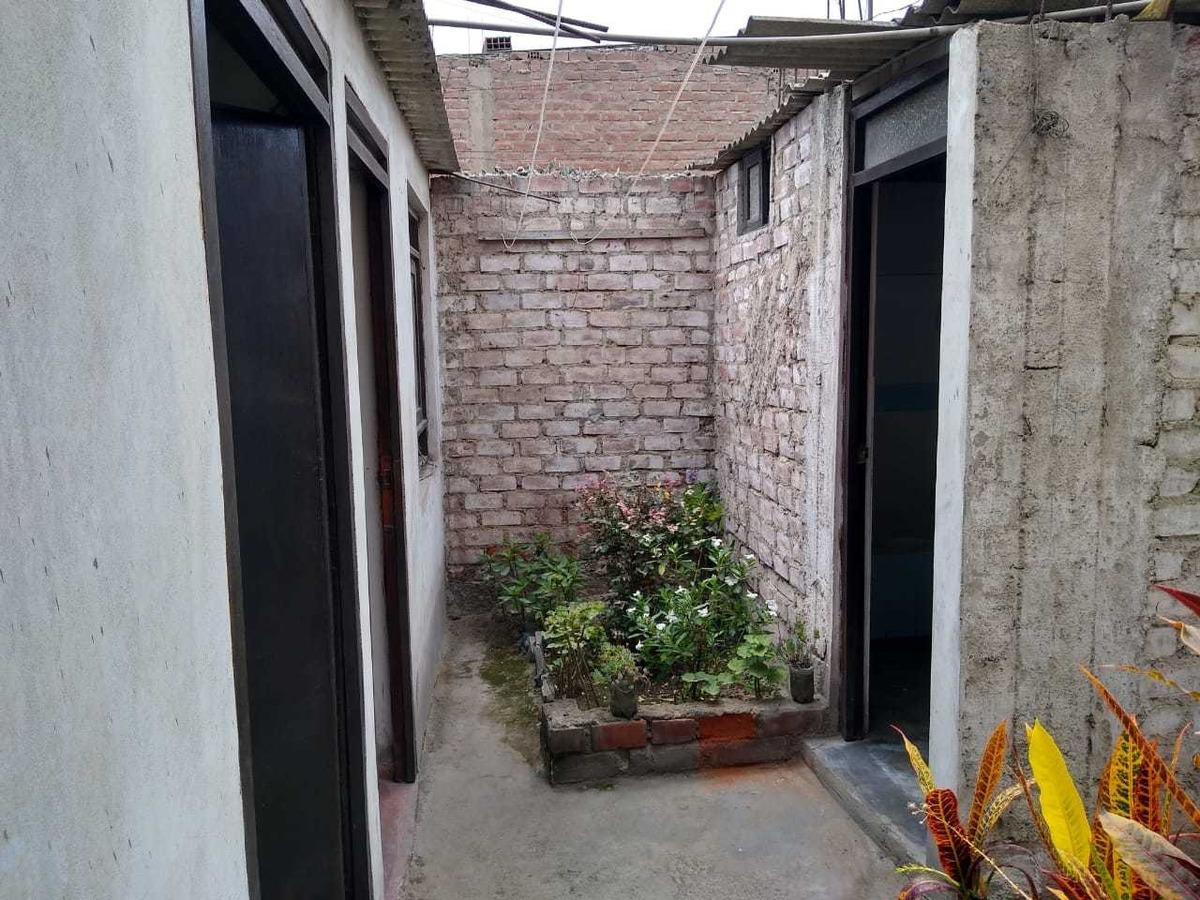 ocasión se vende propiedad en pachacamac - villa el salvador