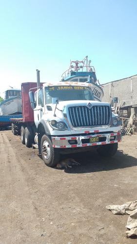 ocasion tracto camion remolcador international año 2010