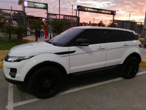ocasion vendo camioneta suv land rover modelo evoque