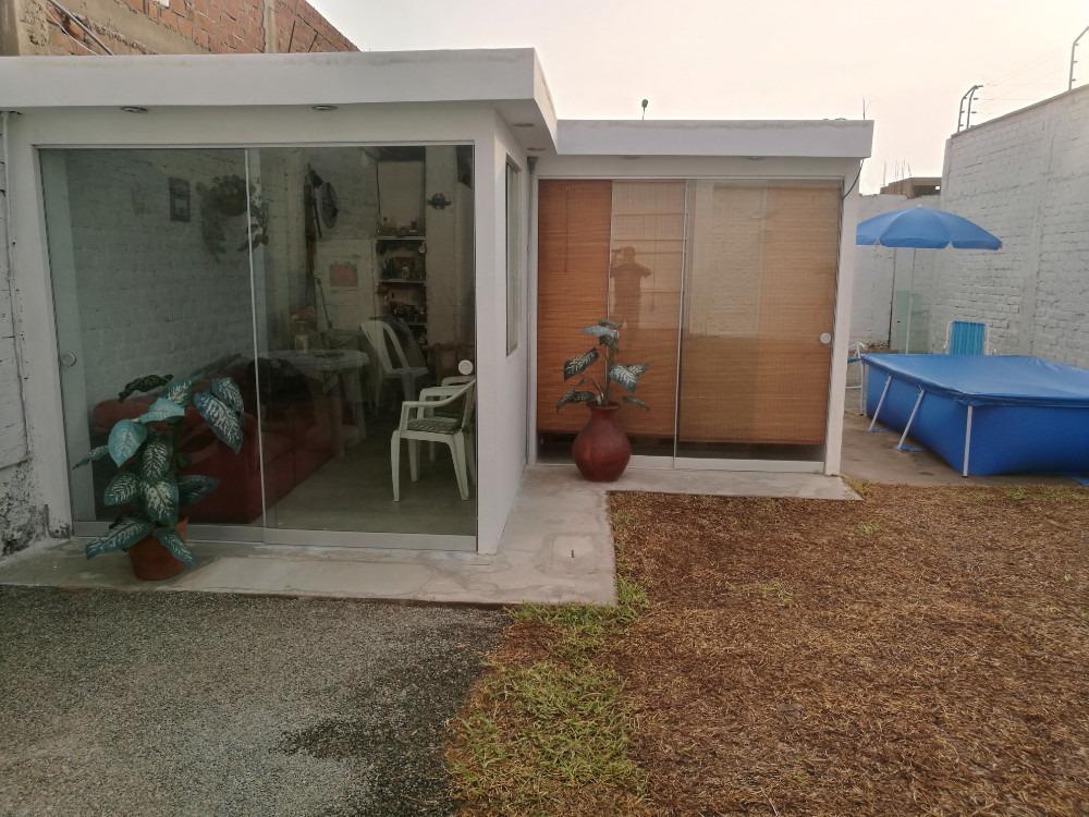 ocasión - vendo terreno con casa 158 m2 santa rosa alta - pu
