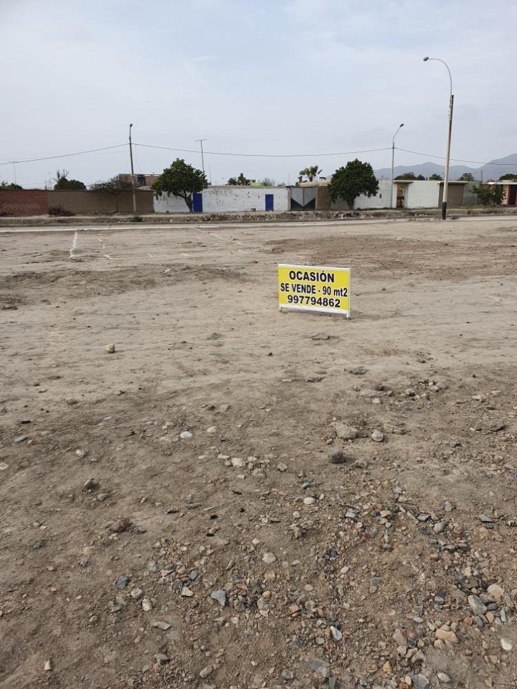 ocasión venta de terreno urbanizado brisas de barranca
