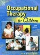 occupational therapy for children(libro )