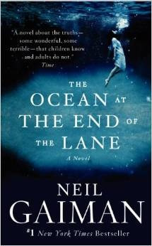 ocean at the end of the lane,the - harper collins usa  *o/p*