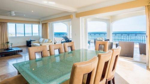 ocean front villa tortuga bay 1301, san jose del cabo