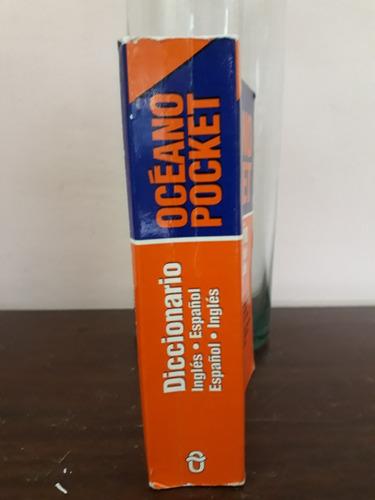 oceano pocket; diccionario español- ingles / ingles- español