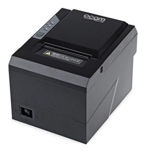 ocom impresora termica rs232 usb lan simil epson tmt20 coman