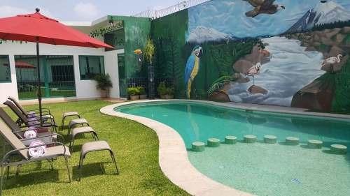ocotepec bonita casa totalmente amueblada roof garden