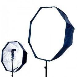 octabox godox 120cm con sistema tipo sombrilla