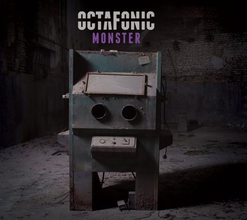 octafonic - monster (2014) nuevo cd