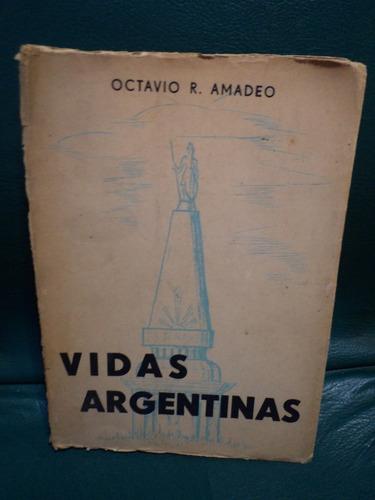 octavio amadeo - vidas argentinas - by thx77