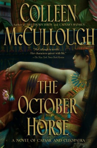 october horse the  de mccullough colleen