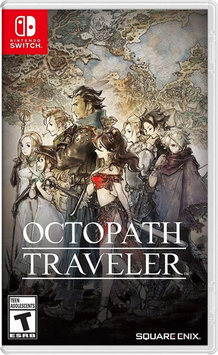 octopath traveler nintendo switch fisico envio gratis jazzpc