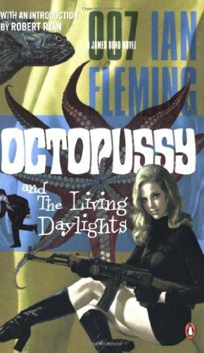 octopussy and the living daylights penguin  de fleming ian
