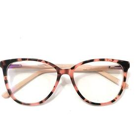 13451d19d Óculos Gatinho Estampa De Onça - Óculos no Mercado Livre Brasil