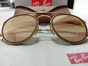 2849afa9b Ray Ban Round - Óculos, Usado no Mercado Livre Brasil