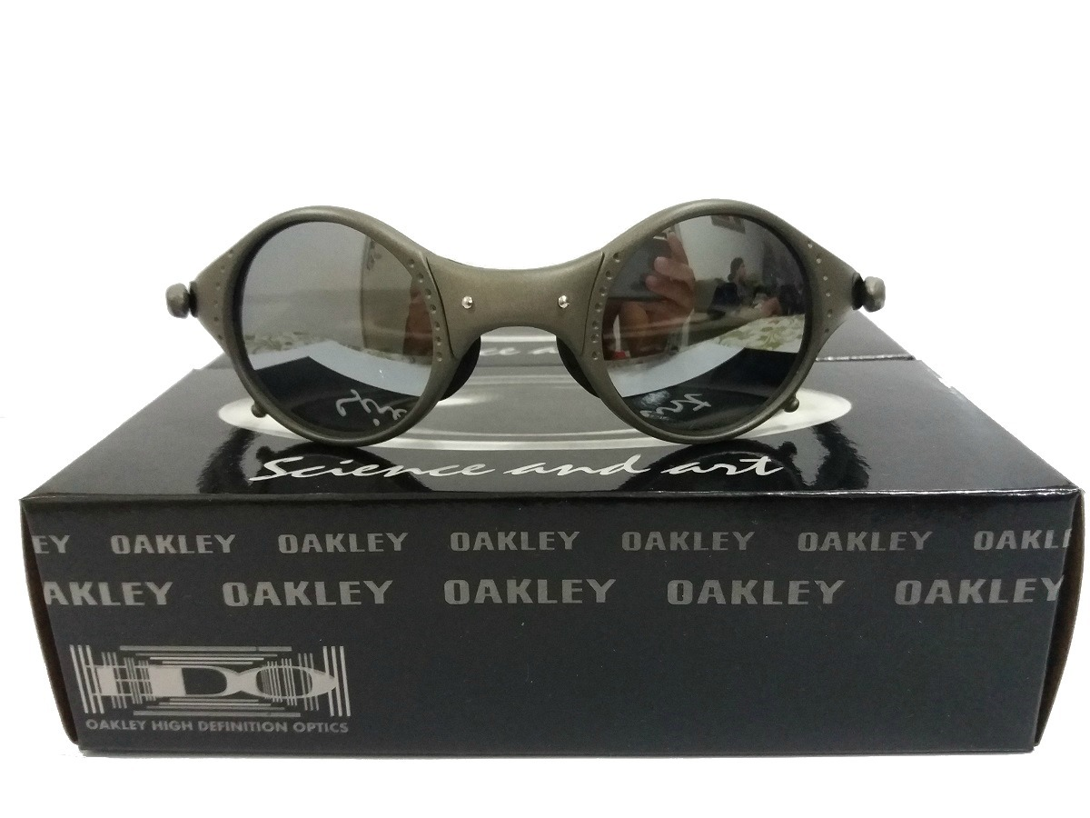 f126171558c7b óculos 24k medusa lentes cinza + certificado + teste lente. Carregando zoom.