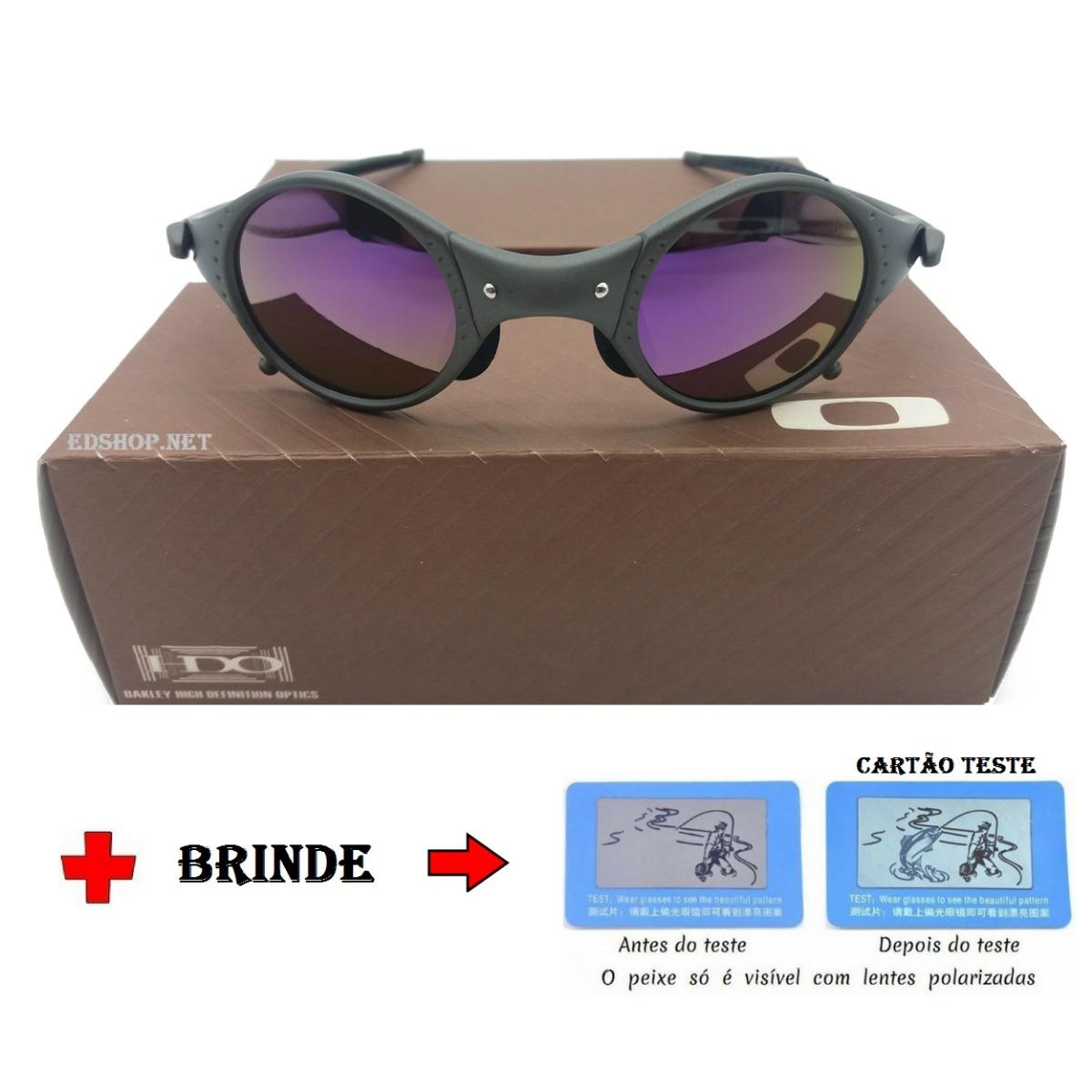 35af1285cf640 oculos 24k medusa roxa + certificado + teste lente. Carregando zoom.