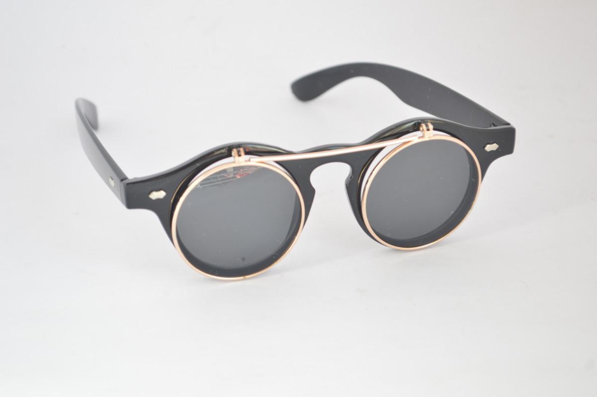 337e841600928 óculos 2x1 com 4 lentes de sol e grau versátil estiloso b72. Carregando zoom .