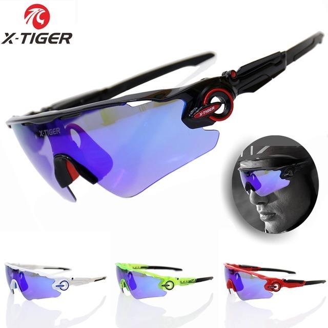 3359e4a5dca20 Óculos 3 Lentes Para Ciclistas