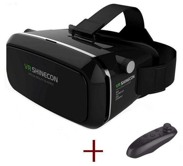 c54920fab Oculos 3d + 360° Realidade Virtual Vr Shinecon 2.0 - R$ 89,49 em Mercado  Livre