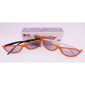 ed3a40f19 Par Óculos 3d Dual Play Passivo Lg Ag-f310 Ag-f400 Original. R$ 100