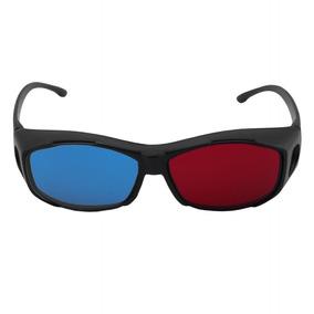 bb5604efd3c62 Oculo 3d Vermelho Ciano Melhor Oculos - Acessórios para Áudio e ...