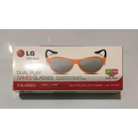 784ea7c52 Óculos Dual Play Lg Agf310dp - Óculos 3D no Mercado Livre Brasil