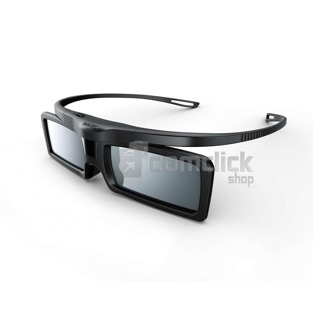 óculos 3d ativo pta529 (par) tv philips diversos modelos. Carregando zoom. 759fe92a5d