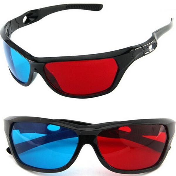 Óculos 3d Azul E Vermelho Filmes Notebook Smart Tv 4k - R  35,00 em ... 00236b9b83